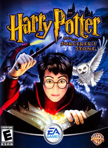 Обложка от игры Harry Potter And The Philosopher's Stone