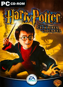 Обложка от игры Harry Potter And The Chamber Of Secrets